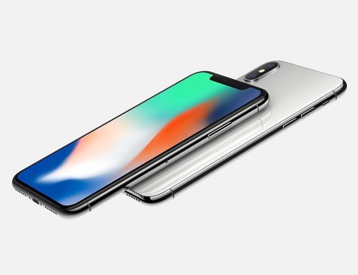全新 iPhone X 採用高屏佔比設計