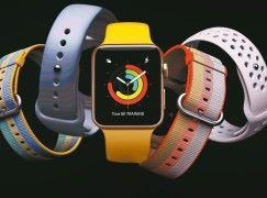 有卡版本 Apple Watch 3 銷售超乎預期