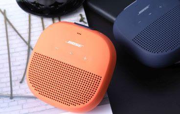 秋高氣爽戶外必備喇叭 Bose Soundlink Micro