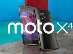 【 IFA2017 】Lenovo Moto X4 智能雙鏡新玩法