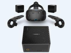 電競電腦 + VR 無敵組合  ZOTAC MAGNUS X HTC VIVE