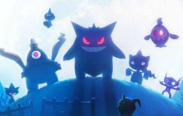 《Pokemon GO》萬聖節活動!第三世代登場!