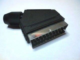 大家還記得 RGB21 插頭嗎?