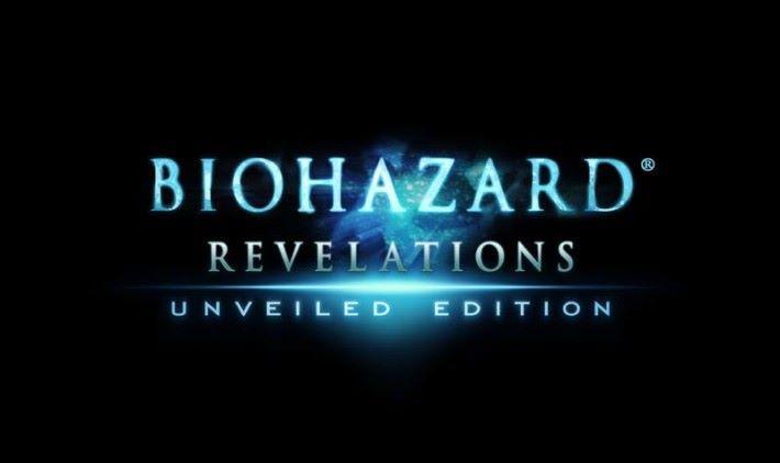 以首集遊戲為藍本的《BioHazrd Revelations Unveiled Edition》