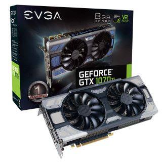 EVGA GeForce GTX 1070 Ti FTW2 GAMING