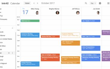 Google 日曆大翻新 加入會議室預訂功能