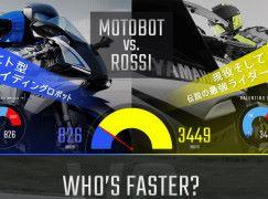 機械人鐵騎士 VS 最強電單車選手!25號公佈結果!