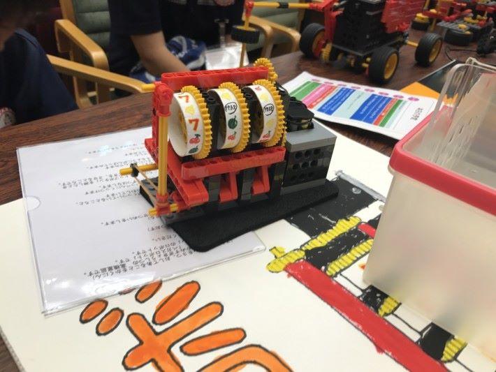 更有部分參賽者會設計新發明,例如有利用橫向齒輪組合驅動前後移動的人型機器人、能沿大廈外牆進行滑動升降的雲梯車、人和機器合作彈鋼片琴、射箭機械人等。