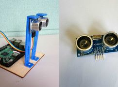 自製超聲波人流計算器(上)