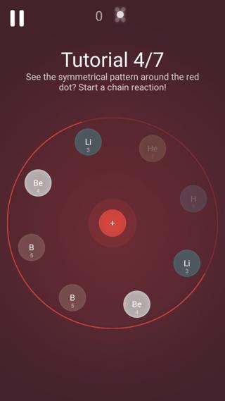 利用連鎖反應,可以進行大量合成。