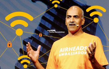 【#1260 Biz.IT】Aruba 大量採用 AI 建立安全無線網絡