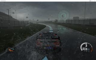 動態天氣效果不僅影響玩家視野,並且會對路面狀況帶來更多變化,各位可能要調整車輛進行應對。