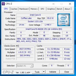BCLK 外頻可達 366MHz,表現也相當不俗。
