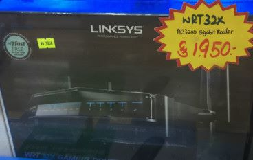 【場料】Router 都電競? Linksys 、 Killer 連動搶 Gamer
