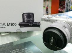 【場料】Canon 白色 M100 受追捧