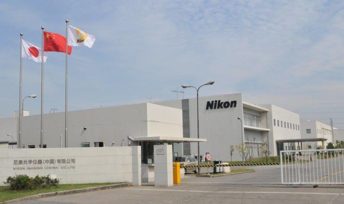 Nikon 計劃關閉位於中國江蘇省的工廠。