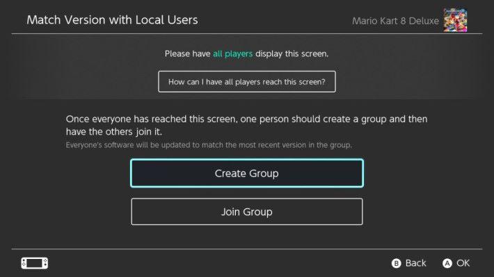 不論「 Join Group 」或者「 Create Group 」,系統會更新房間所有成員中最新版本。