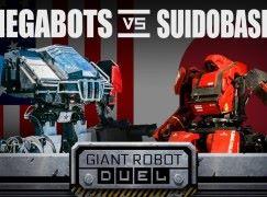 真。機械人大戰 MegaBots vs 水道橋重工