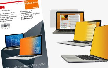 提升私隱保障由屏幕做起 3M 彩金屏幕防窺片