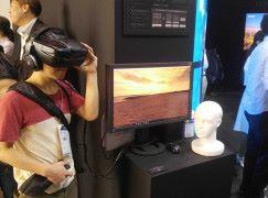 【 CEATEC Japan 2017 】沒有最清只有更清 8K 進攻 VR 領域