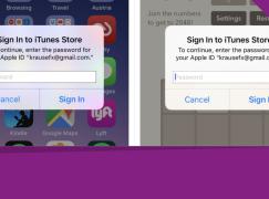 【小心中伏!】假 Apple ID 密碼框真假難分