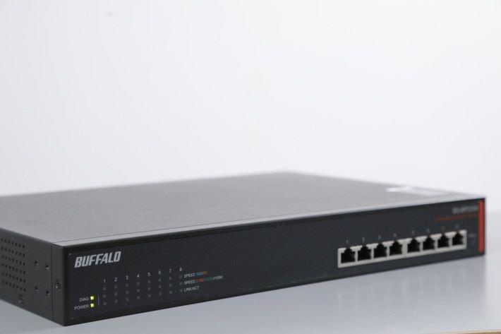 Buffalo BS-MP2008 mGig / 10G Switch