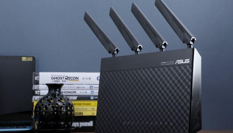 擺脫村屋龜速寬頻 4G Router ASUS 4G-AC68U 開箱實測