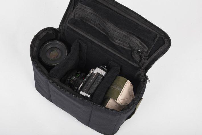 相機保護套內部
