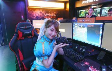 旺角豐澤設 GameZ 試機區 俾玩家任試最新電競機種