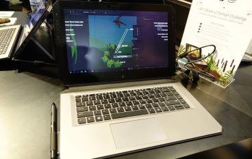 創作手提電腦大晒冷,HP ZBook x2用4K畫面配Wacom觸控
