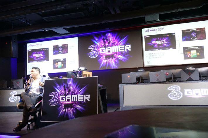 3Gamer 除了是遊戲平台外,更會日後提供最迎的遊戲資訊。