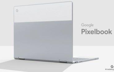 內置人工智能的變形平板 Pixelbook