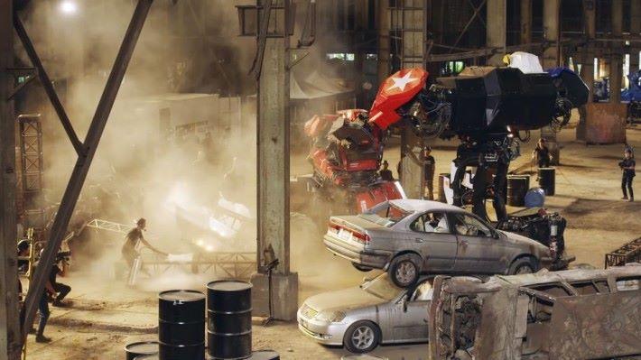 Kuratas 的右臂與駕駛倉部分受損,最終水道橋重工宣佈投降,MegaBots MK3 正式勝出機械人大戰。