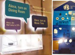 曼佳美智能照明系統 兼容 Amazon Alexa 語音聲控功能