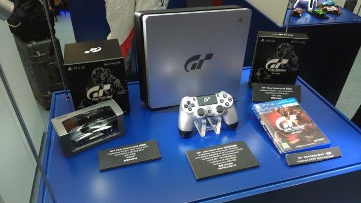 體驗區內更有會場購物優惠,各位預訂《GT Sport》更有機會獲得贈送禮物。