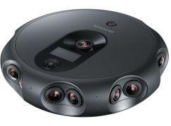 Samsung 360 round 17 個鏡頭拍 4K 直播