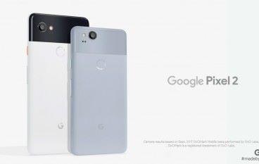 攝影最強 Google Pixel 2