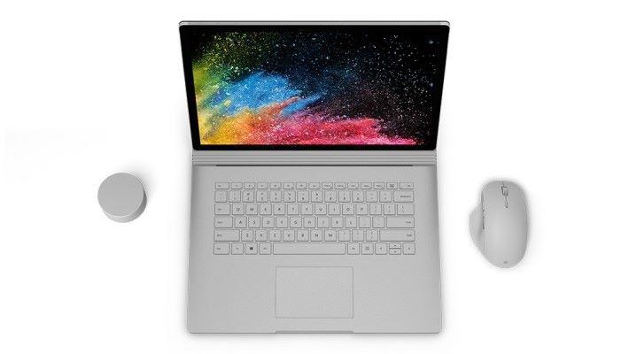 全新 Surface Book 2