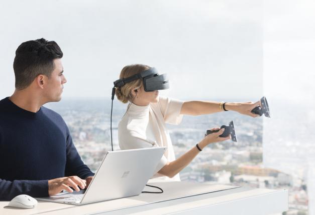 邁向混合實境世代 Windows 10 Creators 秋季更新