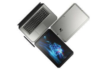 軍規級二合一平板 HP ZBook X2