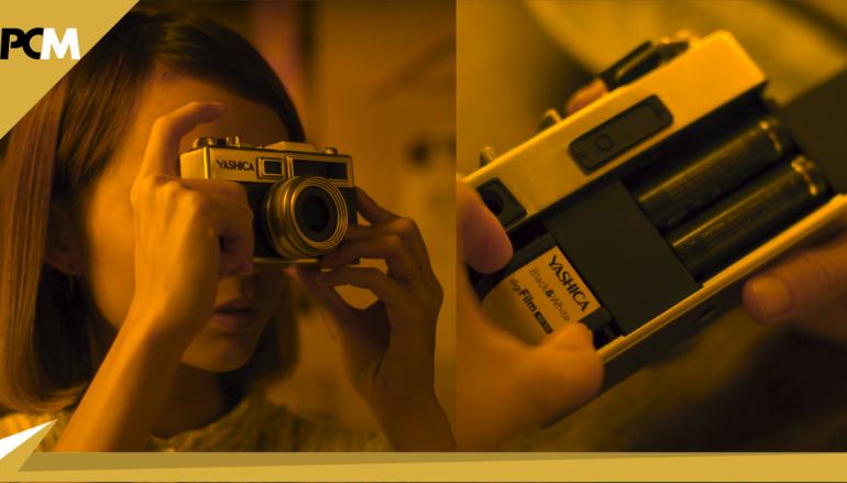 YASHICA 有新搞作 為 digiFilm 數碼菲林相機 Y35 集資