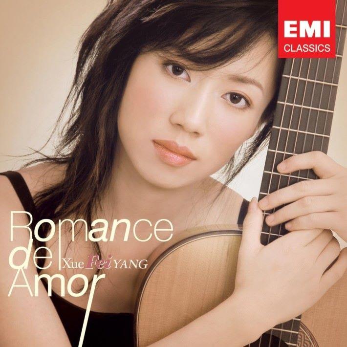 楊雪霏的《Romance de Amore》專輯