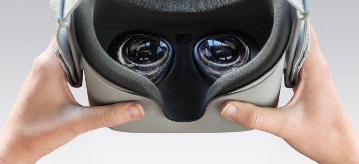 Oculus Go 將採用新設計的鏡片