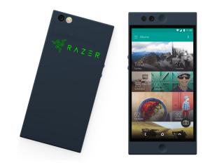 之後的 Razer 手機會變成這樣嗎?(設計圖片)