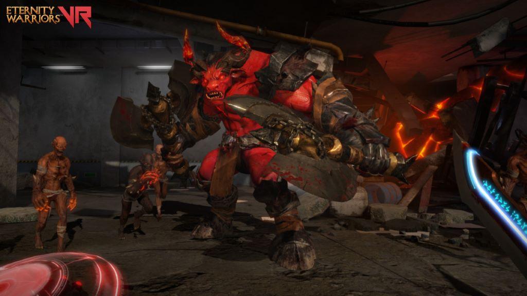 玩家要選擇戰士、獵人或槍神其中一種職業,去對付各種怪魔。