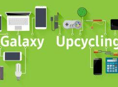 40部 Galaxy S5 手機變身「挖礦」工作台