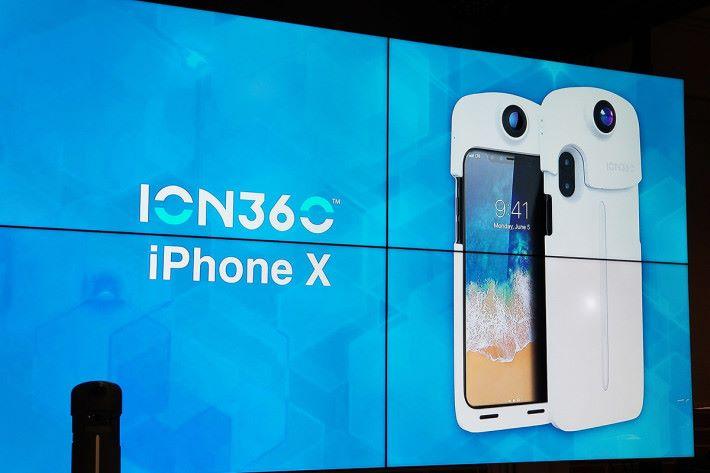 iPhone X 版本快將上市,打算買機又想玩 360 拍攝的朋友,可以考慮。