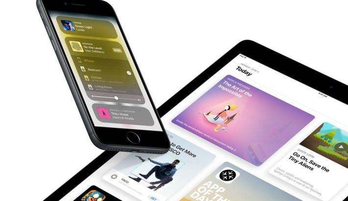 部份裝置在使用 iOS 11 後會有發熱的情況。