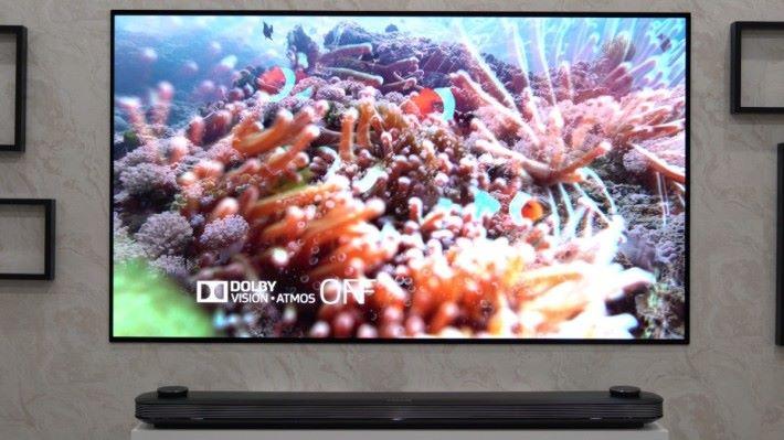 LG OLED 電視將支援 Dolby TrueHD 無損音效技術