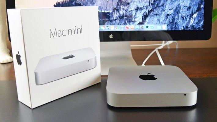 果粉仍然對 Mac mini 抱有期待。